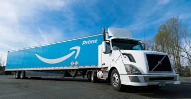 Amazon Prime, Amazon, Amazon Prime Truck, Prime-Abo