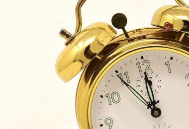 Fünf vor Zwölf, Wecker, Uhr, Marketing