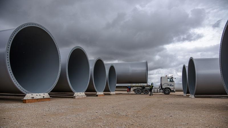 HyperloopTT Röhre erste Hyperloop-Strecke