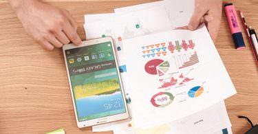 Infografiken, Tabellen, Diagramme
