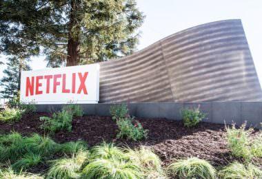 Netflix, Netflix-Zentrale, Los Gatos, Netflix im Juni, Netflix im Februar, beliebteste Marken in Deutschland