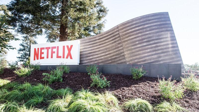 Netflix, Netflix-Zentrale, Los Gatos, Netflix im Juni