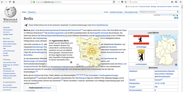 Wikipedia, Page Previews