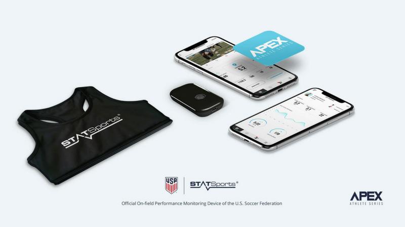 U.S. Soccer & STATSports realisieren Analytics-Deal über 1,5 Mrd. Dollar