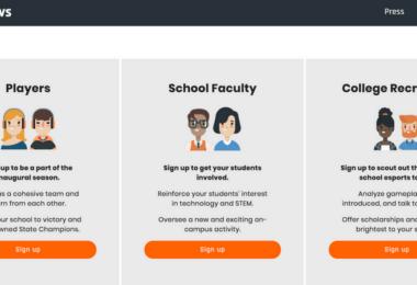 PlayVS bringt eSports an die High Schools