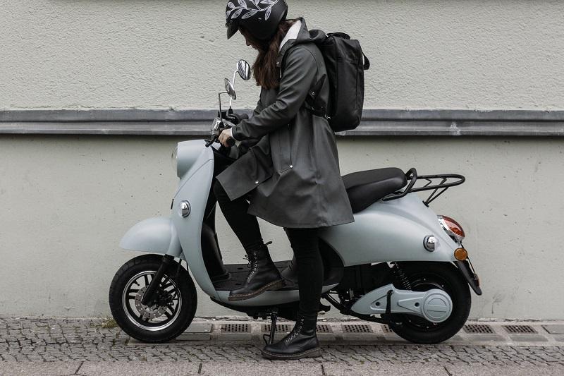 Unu Scooter Profil