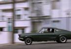 Berühmte Autos Filme Ausschnitt Bullit