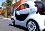 LSEV XEV Elektroauto 3D-Drucker