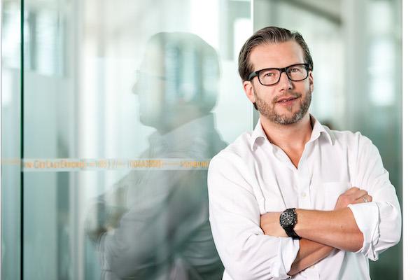 Avira-CEO Travis Witteveen