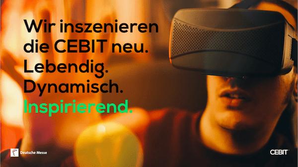CEBIT 2018 VR AR
