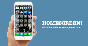 Ana-Maria Achim, Homescreen, iPhone