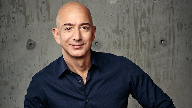 Jeff Bezos, Amazon, Bewerber