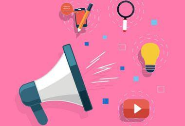 Lautsprecher, Glühbirne, YouTube, Internet 2018
