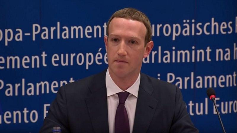 Facebook, Mark Zuckerberg, EU, Europäisches Parlament, Zuckerberg-Anhörung