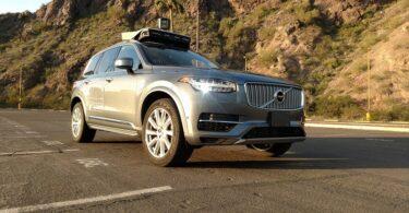 Uber autonomes Fahren