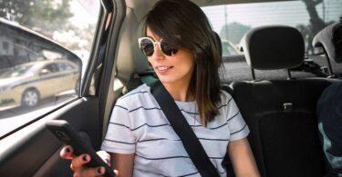 Uber Fahrt Ridesharing