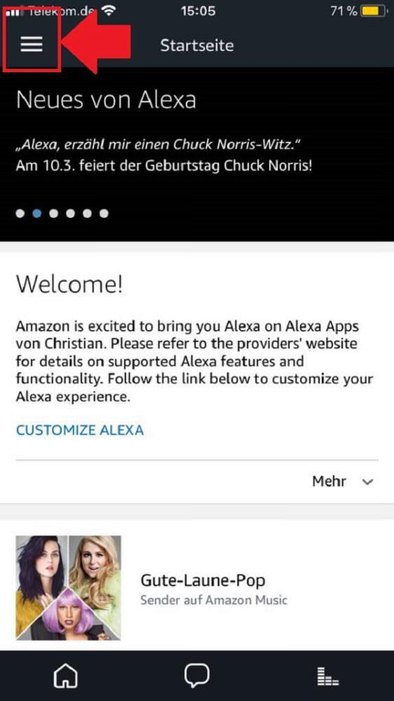 Alexa Aktivierungswort ändern, Amazon Echo Aktivierungswort ändern