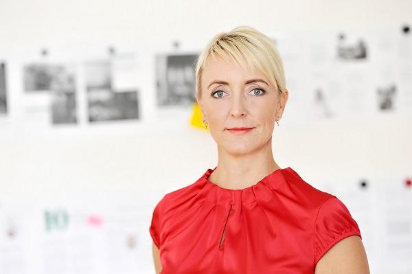 Andrea Buzzi, CEO, Frau Wenk GmbH und Chefredakteurin des Magazins Clutch, PR