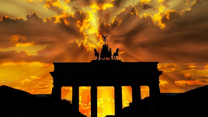 Brandenburger Tor, Berlin, Deutschland, Panos Meyer