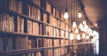 Bücherei, Bücher, Wissen, Know-how, Inbound Marketing