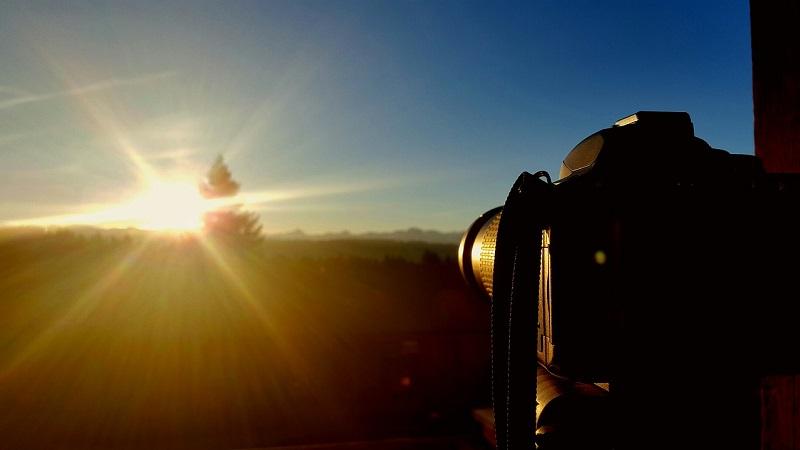 Kamera Landschaft