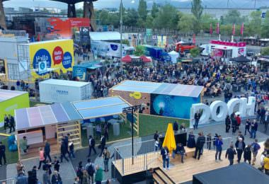 CEBIT 2018, Hannover Messer