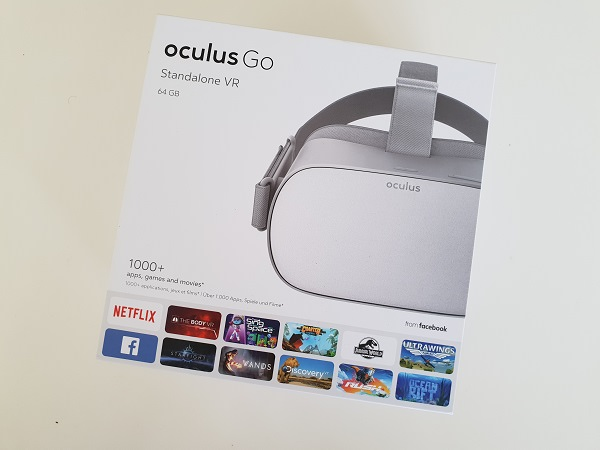 Oculus, Oculus Go, Virtual Reality, VR, Facebook