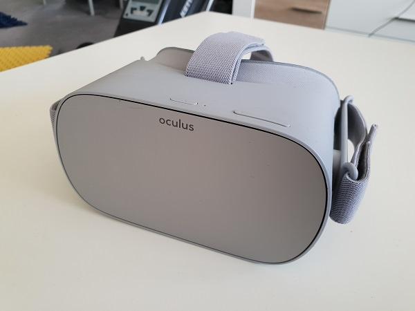 Oculus, Oculus Go, Virtual Reality, VR, Facebook