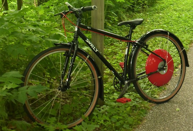 Copenhagen Wheel Superpedestrian Radweg
