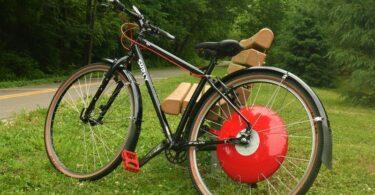 Copenhagen Wheel Superpedestrian Test