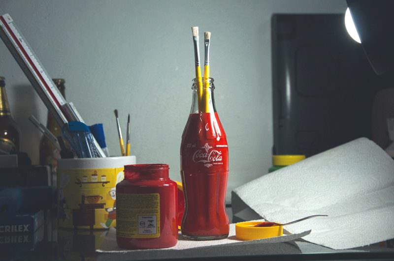 Coca-Cola, Logo