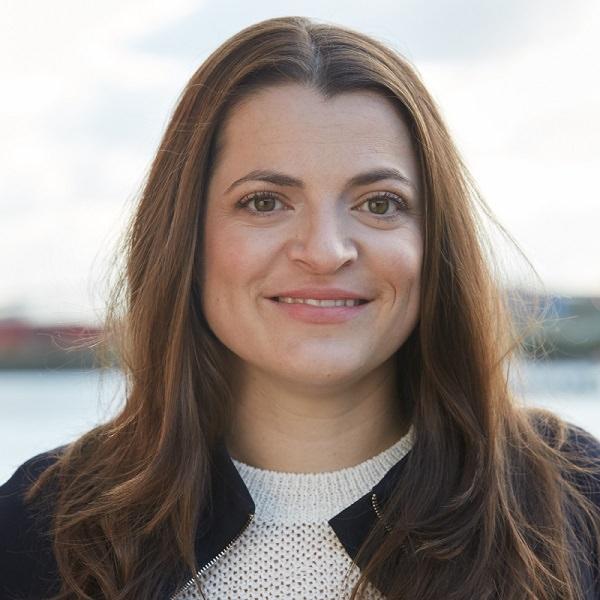 Juliane Broß, Inhaberin der Agentur Stilgeflüster, PR