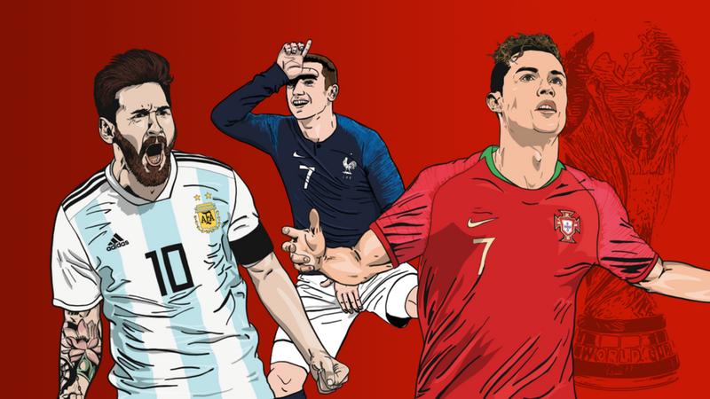 WM 2018: Das Duell der Ausrüster nach dem 1. Spieltag