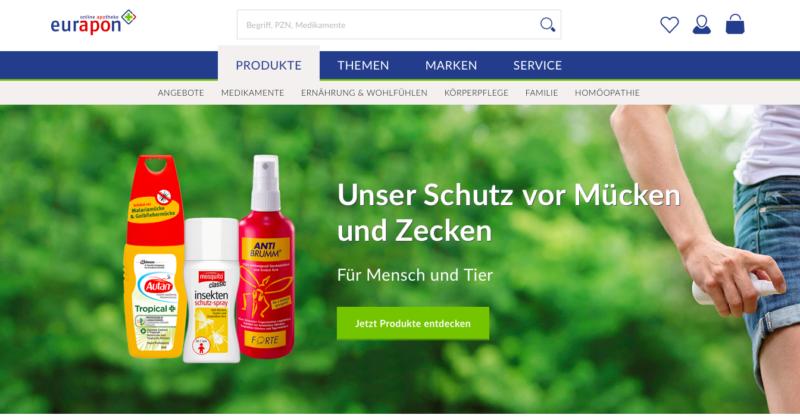 eurapon online apotheke medikamente