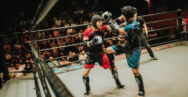 Boxen, Boxer, Boxring, Boxkampf, Martial Arts, DAZN