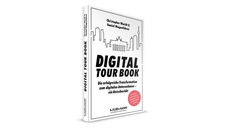 Digital Tour Book, Digitalisierung, digitale Transformation