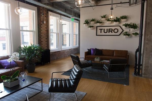 Turo, Carsharing, Peer-to-Peer-Carsharing, P2P-Carsharing