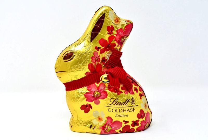 Lindt, Schokolade, Hase