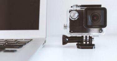 Video, Kamera, Gopro, Laptop, Macbook, Video-Art