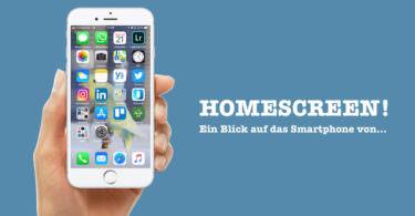 Christian Bölling, Media Markt Saturn Retail Group, Homescreen
