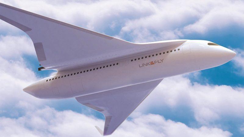 Fliegender Zug Link & Fly Akka Technologies