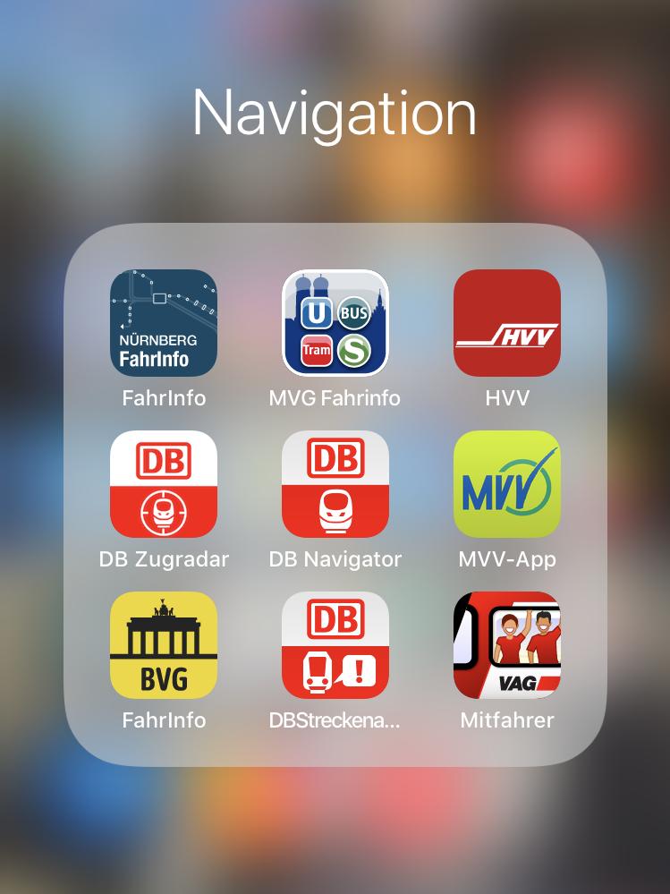 Homescreen Christian Erxleben Basic Thinking Navigation