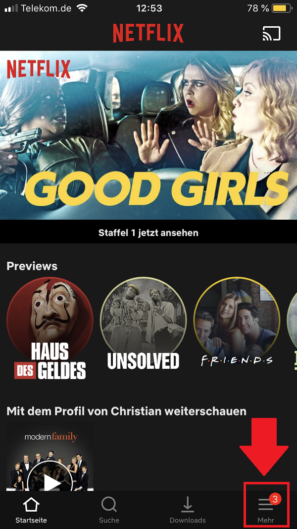 Netflix, Streaming-Qualität, Bild-Qualität, Video-Qualität
