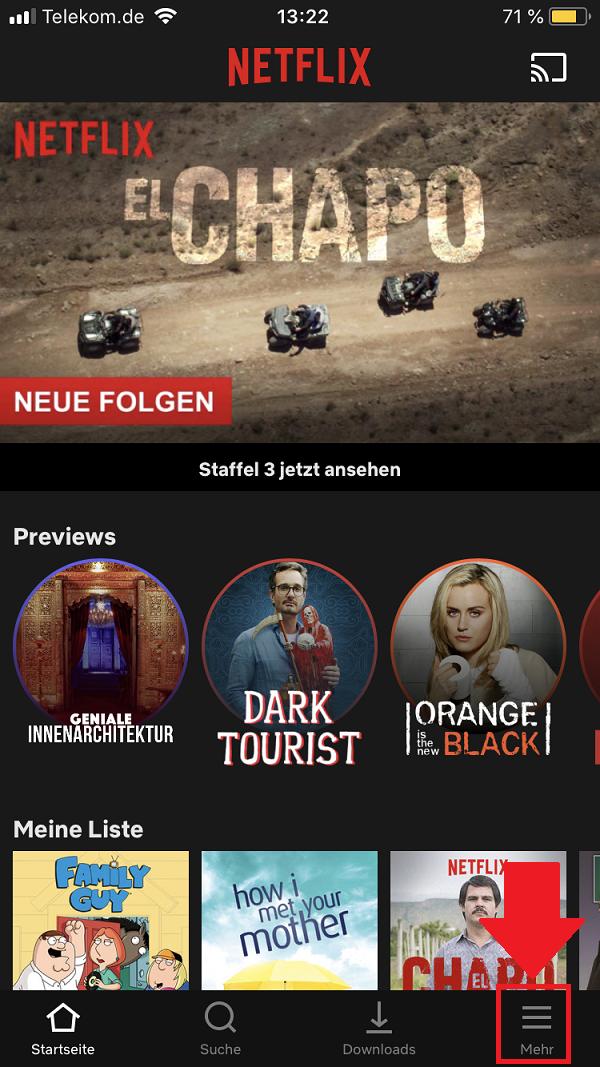 Netflix, Streaming, Service, Netflix-Nutzer entfernen