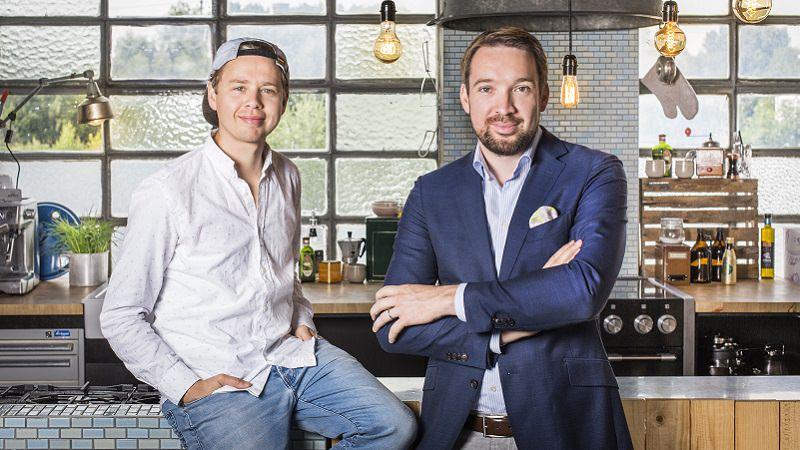Foodboom, Hannes Arendholz, Sebastian Heinz