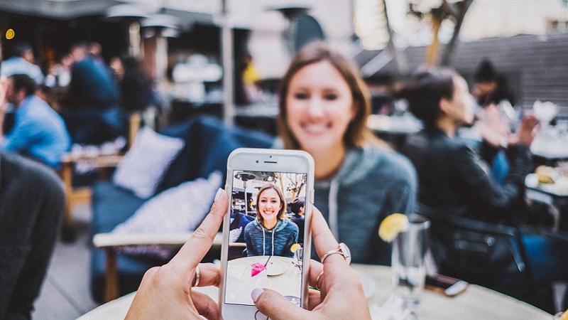 Kamera, Smartphone, Foto, Produkt, Amazon Snapchat
