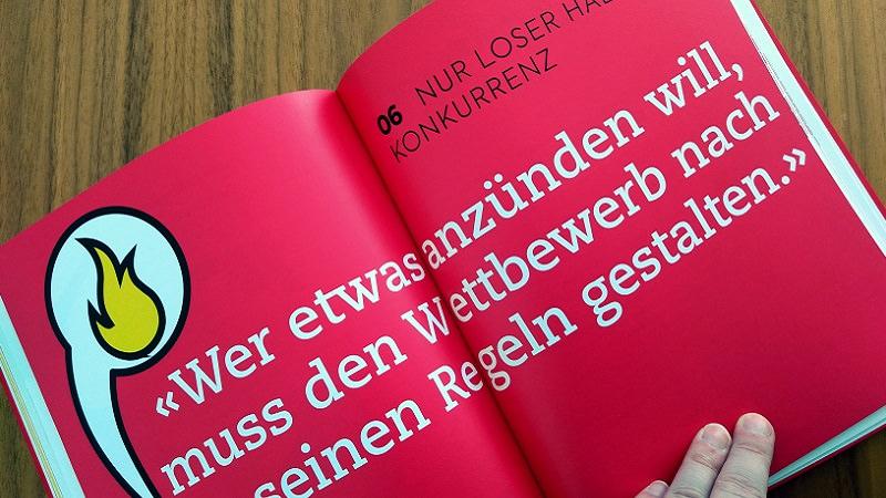 Zündstoff für Andersdenker, Murmann Verlag, Anja Förster, Peter Kreuz