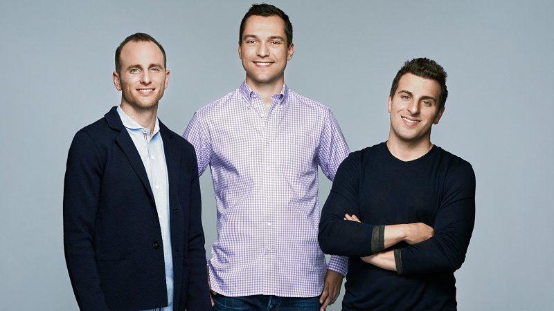 Airbnb Gründer