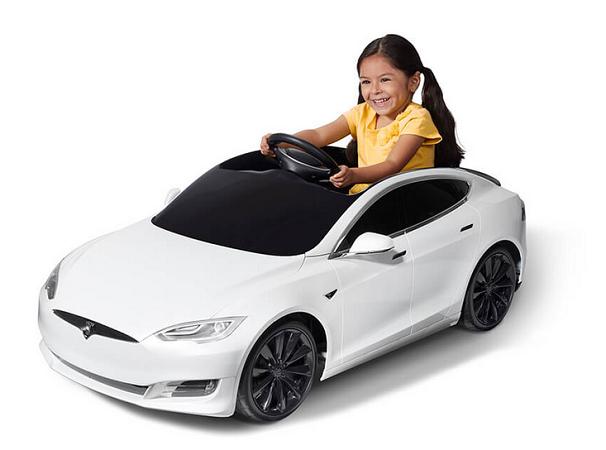 Tesla Auto Kinderspielzeug