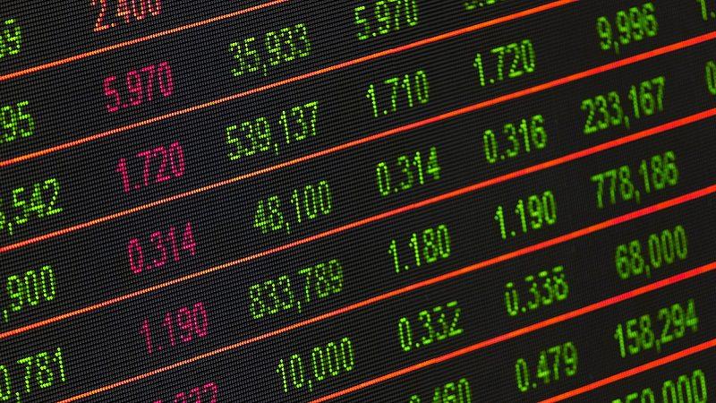 Aktie, Aktienkurs, Börse, Wall Street, Wertverlust